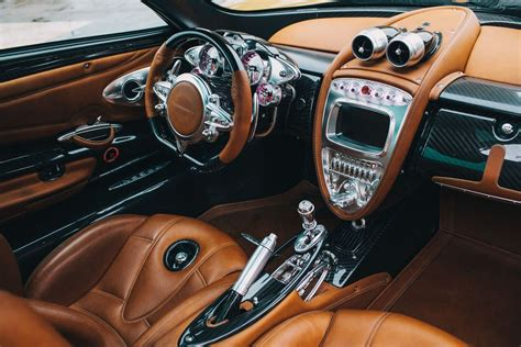 pagani interior dashboard pagani huayra the steunk hypercar interior that will