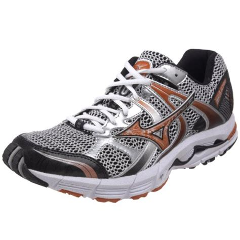 burnt orange running shoes review mizuno s wave alchemy 10 running shoe silver