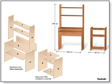 hacer plano planos hacer cosas con madera hazlo tu mismo taringa