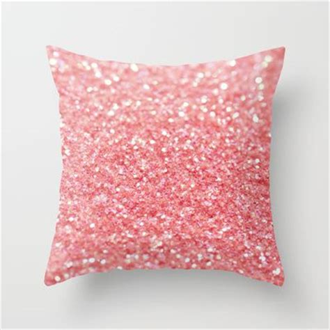 Coral Pink Pillow by The World S Catalog Of Ideas