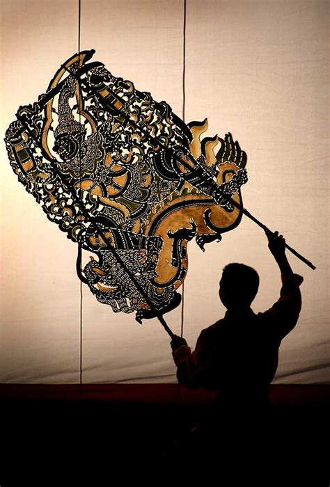 chinese shadow puppetry internchina