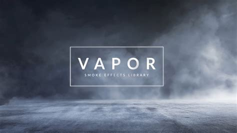 Vapor 100 Smoke Fog Effects For Video Projects After Effects Fog Template