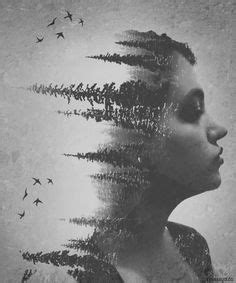 tutorial picsart double 1000 images about double exposure on pinterest double