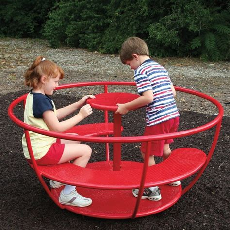 backyard merry go round kids sportsplay tea cup merry go round 902 788 contemporary