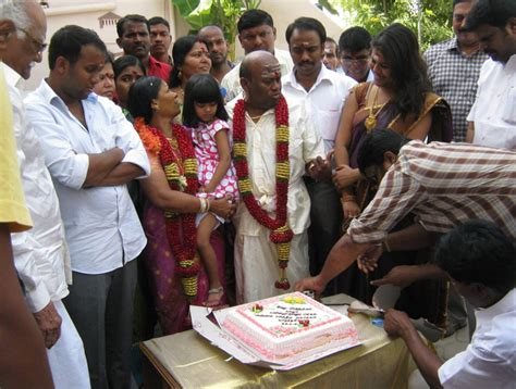 actor goundamani first film tamil comedy actor senthil s 60th wedding anniversary