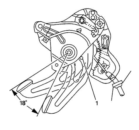 repair anti lock braking 2003 chevrolet silverado parking system repair guides parking brake adjustments autozone com