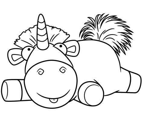 coloring pages of pink fluffy unicorns pink fluffy unicorn coloring pages coloring pages