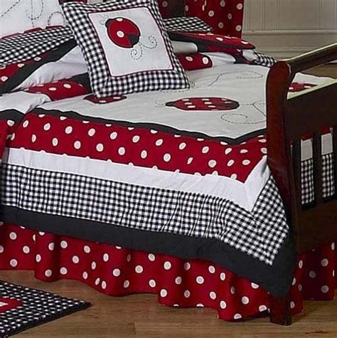 ladybug bedding ladybug bedding for my little doodle bug lil cissy boo