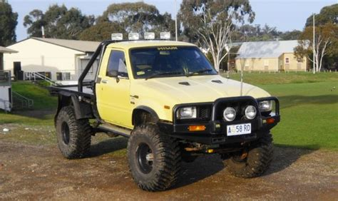 lifted toyota tas for sale tassie cars advert details