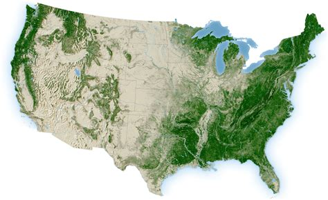 map us forests forest atlas