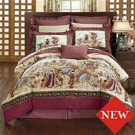 amazon bedding set amazon com japanese design style bedding geisha bed in