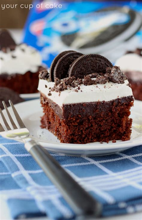 Cookbook Giveaway - easy oreo cake and signed cookbook giveaway your cup of cake