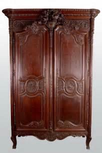 armoire de mariage normande en ch 234 ne xixe si 232 cle n 46739