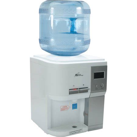 Countertop Water Cooler Walmart by Royal Sovereign Countertop Water Dispenser Cold