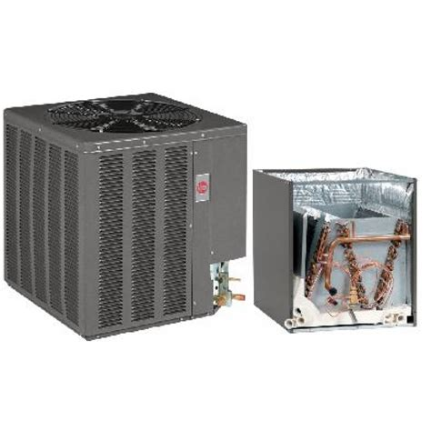 13 seer air conditioner 4 ton rheem 13 seer r 410a air conditioner condenser with