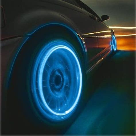 Motion Activated Led Wheel Lights For Car Batmobile The Led Lighting For Cars