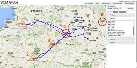 russia map smolensk battle of smolensk 1941 of russia scm globe