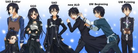 What Does Sao Stand For by Sword Art Online L Anime Gold N Blog