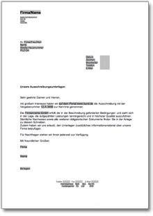Bewerbung Wohnung Verbindlich Auftragsbest 228 Tigung An Einen Kunden At Musterbrief
