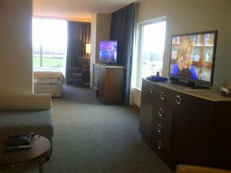 Winstar Hotel Room Prices by Winstar World Casino Hotel And Resort 14th Floor Room View