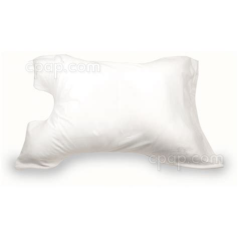 breathe free hypoallergenic cpap pillow with pillowcase