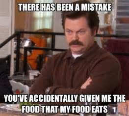 Ron Swanson Meme - quotes by ron bolton like success