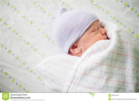 Can You Swaddle A Baby In A Crib Sleeping Baby