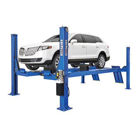 Alignment Racks by Rotary Aro14 Open Front Alignment Rack Four Post Lift