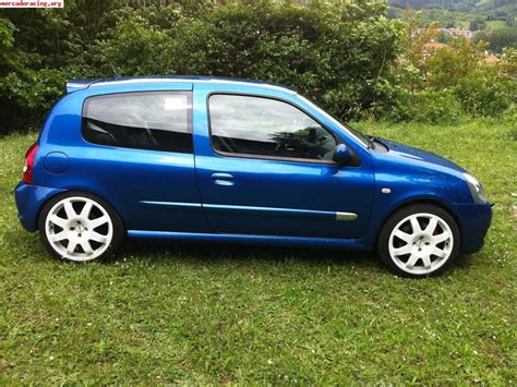 renault clio sport 2004 pin ofertas xenon on pinterest