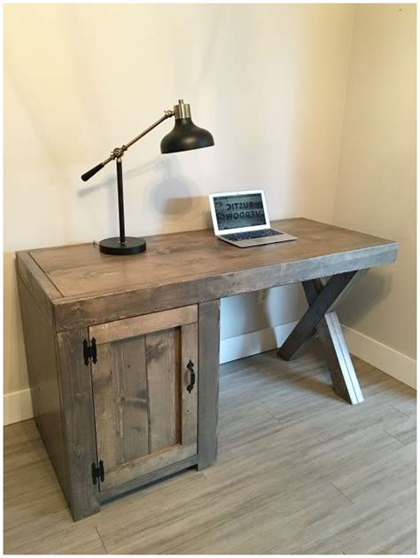 Build A Computer Desk Cheap by Build Cheap Computer Desk With Simple Ikea Hack Step By