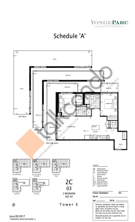 Parkland Residences Floor Plan by 100 The Parc Condo Floor Plan Review For East Parc