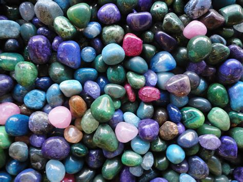 colorful rocks let it be yzartgallery