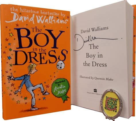 the book of boy books the boy in the dress by david walliams cole s books