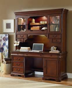 Desk And Credenza Home Office Hammary Home Office Credenza Desk 400 023 Erickson Furniture Everett Wa