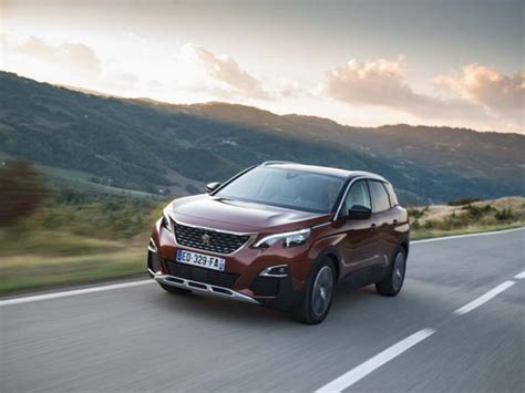 peugeot launches 3008 in ireland car and motoring news