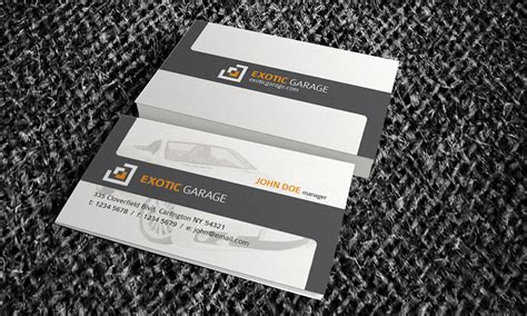 car business card templates free auto car business card template 187 free 187 cm00006
