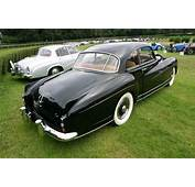 Bentley R Type Continental Franay Coupe  Chassis BC9LE