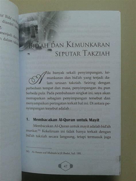 Buku Menikah Itu Ibadah buku kirim pahala ibadah untuk si mayit bid ah bid ah takziyah