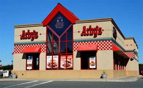 Right off Exit 42 on I-77 in NC - Picture of Arby's ... Arby S