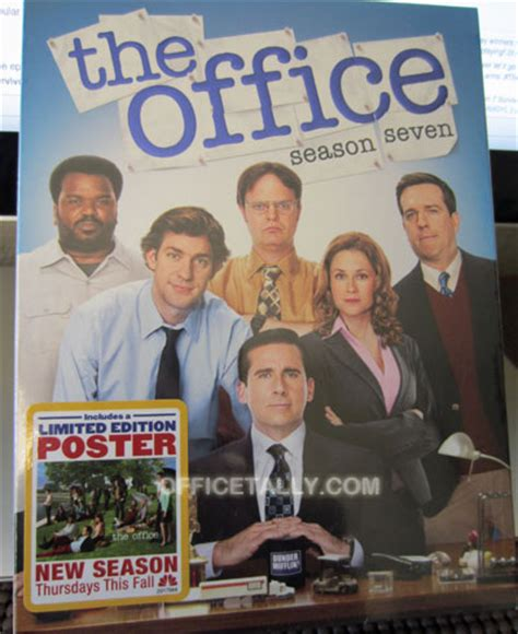 the office season 7 dvd buying guide officetally