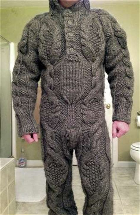 Knit Onesies Sweater
