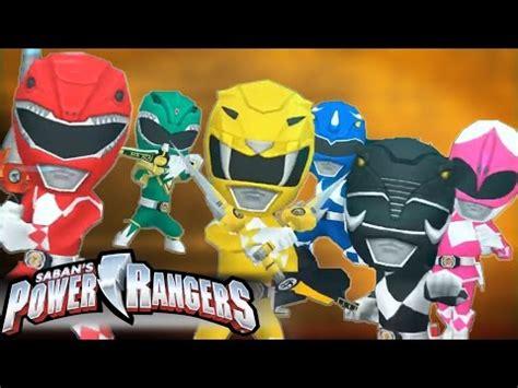 download mod game power ranger dash power rangers dash apk download free arcade games for