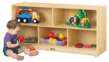 Infant Classroom Furniture by School Book Shelves