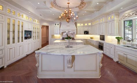Hanging Lights Over Kitchen Island marble countertop calacatta gold