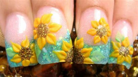imagenes de uñas acrilicas amarillas 119 mejores im 225 genes sobre u 241 as en pinterest arte u 241 as