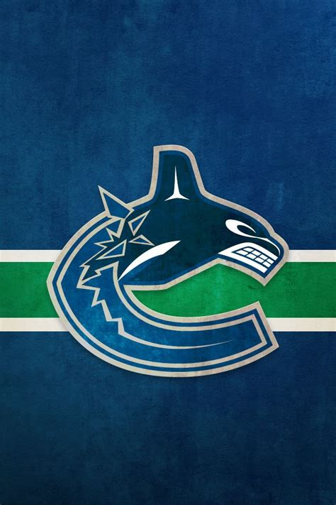 wallpaper iphone 5 nhl vancouver canucks iphone background nhl wallpapers