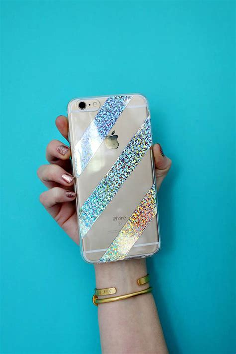Diy Holographic Phone Case custom phone cases diy projects craft ideas how to s for