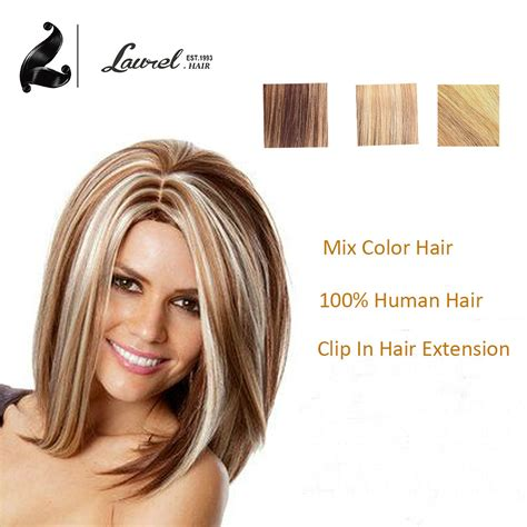 clip in hair extensions quality human hair wefts buy best selling human clip in hair extensions 7pcs 70g 18