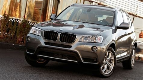 bmw x3s bmw recalls three x3s for instrument panel check