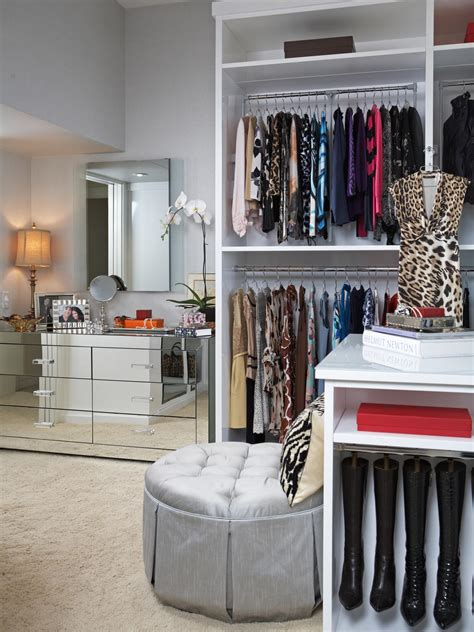 closet room design photos hgtv